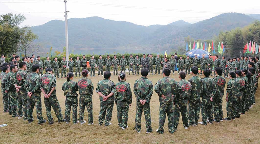 Reserve cadre training