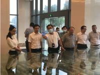 邵全卯副市長調研濱海新區生物醫藥產業發展情況